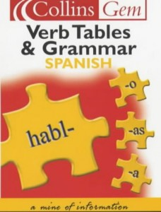 Baixar Collins gem spanish verb tables and grammar pdf, epub, ebook