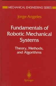 Baixar Fundamentals of robotic mechanical systems : theor pdf, epub, eBook