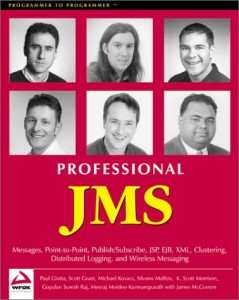 Baixar Professional jms programming pdf, epub, eBook