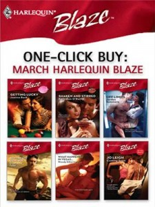 Baixar One-click buy: march harlequin blaze pdf, epub, ebook