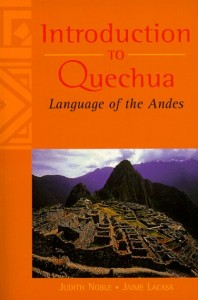 Baixar Introduction to quechua : language of the andes pdf, epub, eBook