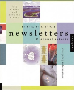Baixar Creative newsletters & annual reports pdf, epub, eBook