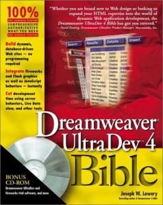 Baixar Dreamweaver ultradev 4 bible pdf, epub, eBook