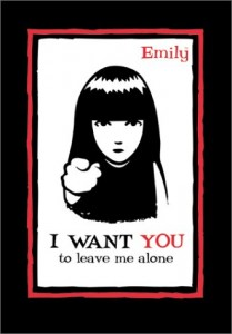 Baixar Emily i want you to leave me alone journal pdf, epub, eBook