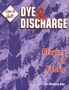 Baixar Dye & discharge : playing on fabric pdf, epub, eBook