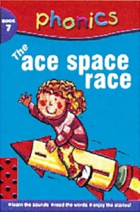 Baixar Phonics 7 the ace space race pdf, epub, eBook