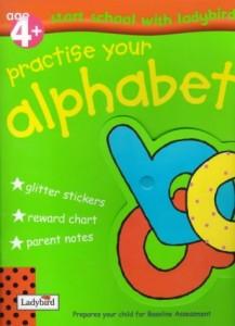 Baixar Practise your alphabet pdf, epub, eBook