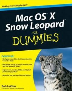 Baixar Mac os x snow leopard for dummies pdf, epub, eBook