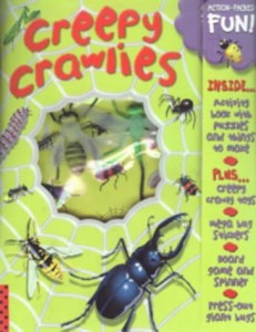 Baixar Action-packed fun! – creepy crawlies pdf, epub, ebook
