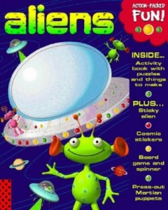 Baixar Action-packed fun! – aliens pdf, epub, ebook