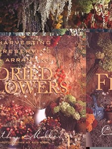 Baixar Harvesting, preserving & arranging dried flowers pdf, epub, eBook