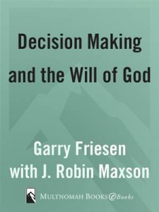 Baixar Decision making and the will of god pdf, epub, ebook