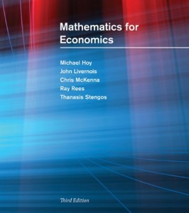 Baixar Mathematics for economics pdf, epub, eBook