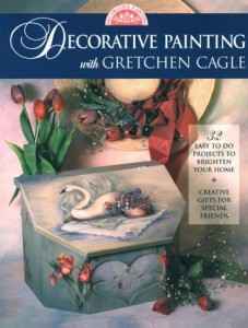 Baixar Decorative painting with gretchen cagle pdf, epub, eBook