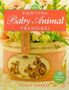 Baixar Painting baby animal treasures pdf, epub, eBook