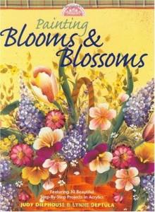 Baixar Painting blooms & blossoms pdf, epub, eBook