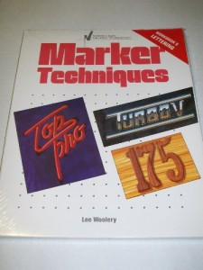 Baixar Marker techniques, workbook 5 – lettering pdf, epub, ebook