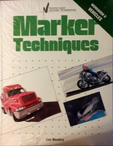 Baixar Marker techniques, workbook 6 – vehicles pdf, epub, ebook