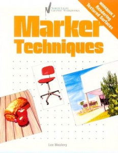 Baixar Marker techniques, workbook 3 – rendering textured pdf, epub, ebook