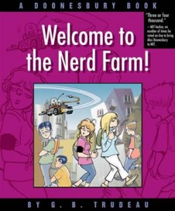 Baixar Welcome to the nerd farm!: a doonesbury book pdf, epub, eBook