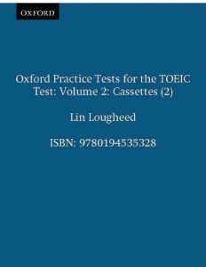 Baixar Oxford practice tests for the toeic 2 – cassettes pdf, epub, eBook