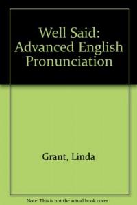 Baixar Well said advanced english pronunciation – text pdf, epub, eBook