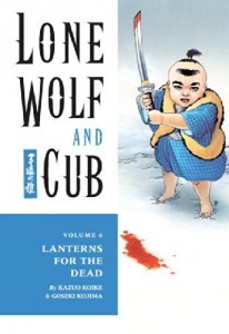 Baixar Lone wolf and cub v.06 – lanterns for the dead pdf, epub, eBook