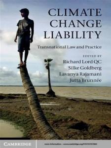 Baixar Climate change liability pdf, epub, ebook
