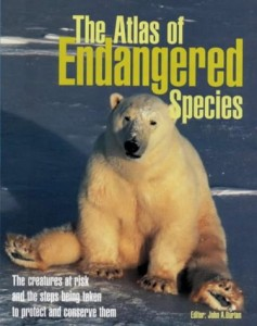 Baixar Atlas of endangered species, the pdf, epub, eBook