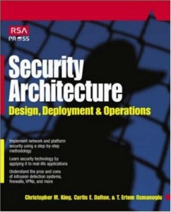Baixar Security architecture pdf, epub, eBook