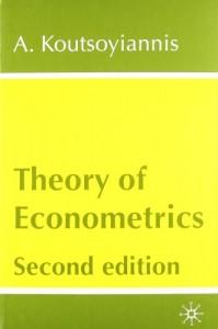 Baixar Theory of econometrics pdf, epub, eBook