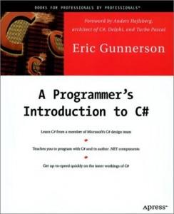 Baixar Programmer's introduction to c#, a pdf, epub, eBook