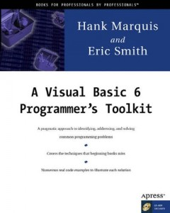 Baixar Visual basic 6 programmer's toolkit, a pdf, epub, eBook