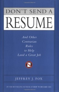 Baixar Don't send a resume : and other contrarian rules t pdf, epub, eBook