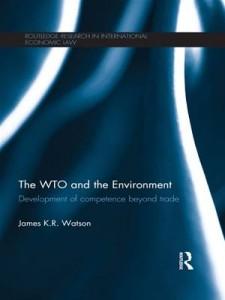 Baixar Wto and the environment, the pdf, epub, ebook
