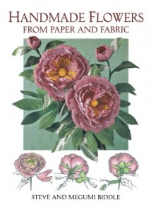 Baixar Handmade flowers from paper and fabric pdf, epub, eBook