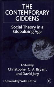 Baixar Contemporary giddens : social theory in a globaliz pdf, epub, eBook