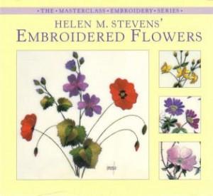 Baixar Embroidered flowers pdf, epub, ebook