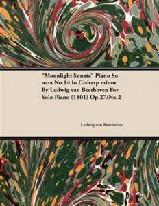 Baixar Moonlight sonata piano sonata no.14 in c-sharp pdf, epub, eBook