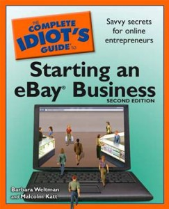 Baixar Complete idiot's guide to starting an ebay pdf, epub, ebook