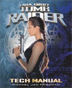 Baixar Lara croft-tomb raider : tech manual pdf, epub, eBook