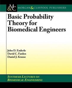 Baixar Basic probability theory for biomedical engineers pdf, epub, eBook