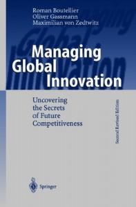 Baixar Managing global innovation pdf, epub, eBook