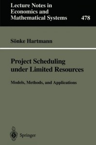 Baixar Project scheduling under limited resources pdf, epub, eBook