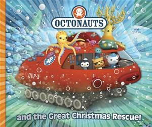 Baixar Octonauts and the great christmas rescue pdf, epub, eBook