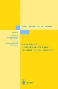 Baixar Hyberbolic conservation laws in continuum physics pdf, epub, eBook
