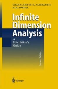 Baixar Infinite dimensional analysis pdf, epub, eBook