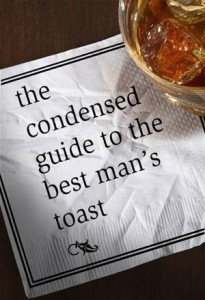 Baixar Condensed guide to the best man's toast, the pdf, epub, eBook