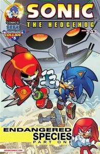 Baixar Sonic the hedgehog #243 pdf, epub, eBook