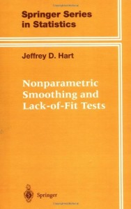 Baixar Nonparametric smoothing and lack-of-fit tests pdf, epub, eBook